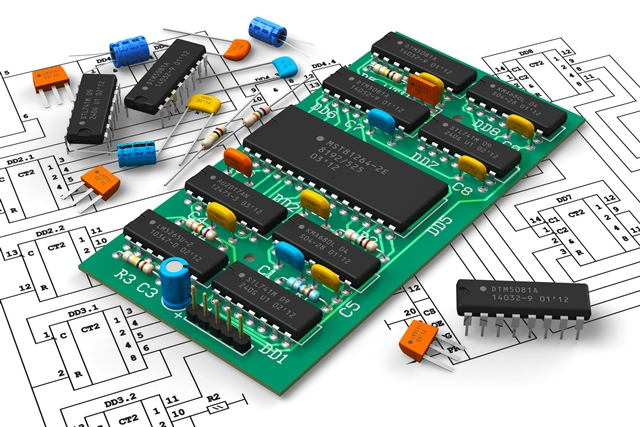 Electronics and Electronic Components