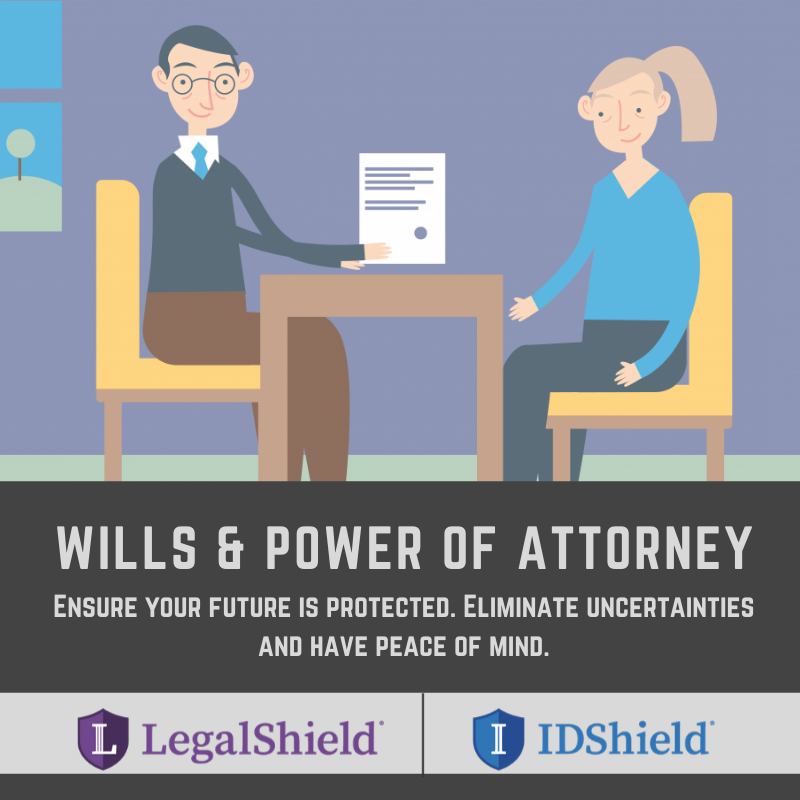 Legal Shield Open House: Wills & Power of Attorney