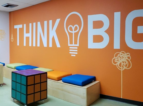 Think Big Room - 411