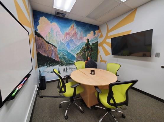 Zelda Meeting Room