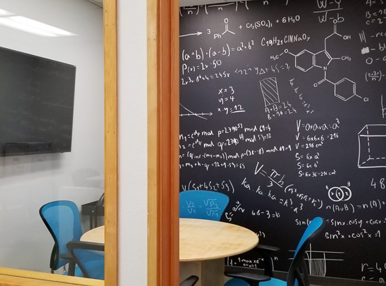 Equations Meeting Room